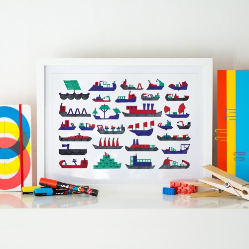 a4-boats-stamps-teresa-arroyo