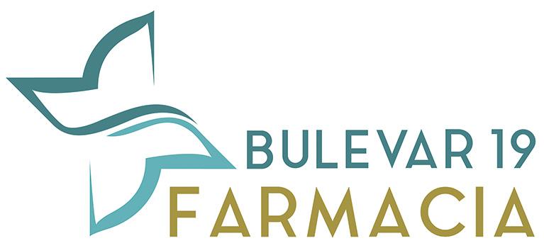 Logo, Farmacia Bulevar 19, Graphic Design, Teresa Arroyo Corcobado